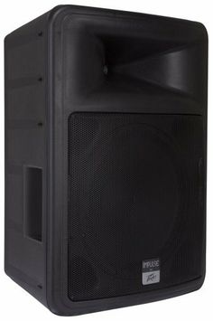 Peavey Impulse 1015 8 Ohm - Black Two-way Sound Reinforcement Enclosure by Peavey. $509.54. Ultra-high performance from a weather-resistant, two-way (full-range or bi-ampable) speaker system that will provide up to 133 dB SPL. This system provides high power handling capability while maintaining a smooth, yet clear response. The elegant and durable trapezoidal enclosure is made of high-impact polypropylene with a metal grille. This system is comprised of a 15 inch Black Widow w...