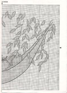 Schema punto croce Amaca 5