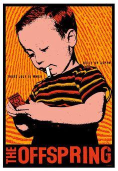 Scrojo The Offspring Belly Up Aspen Colorado 2015 Poster Offspring_1507 | Entertainment Memorabilia, Music Memorabilia, Rock & Pop | eBay!