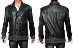 Get this Doctor Who Coat Real Leather Jacket as vintage piece of clothing for your wardrobe.The outclass style surely gives you a dominant style. Pick one piece now!! #DoctorWho #ChristopherEccleston #RealLeatherJacket #MenaTTIRE #ClassyStyle