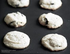 Marscapone Oreo Cookies.  I just made these yesterday and everyone loved them..