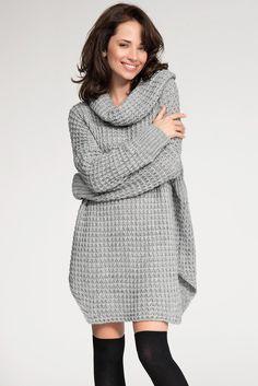 https://www.margery.pl/Sweter-Damski-Model-NU-S05-Grey-p10209  Zapraszam!