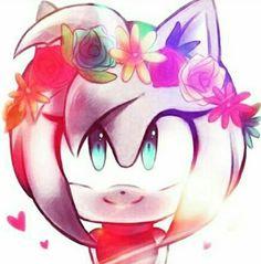 Amy Rose is soo cute