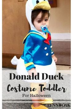 5 Infant Toddler Costumes That Are So Cute. Donald Duck ... d5dd9732db2b