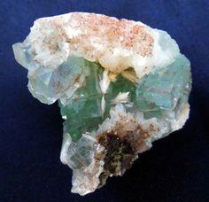 Fantastic-Natural-GREEN-APOPHYLLITE-w-MESOLITE-specimens-India-D-004