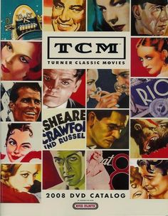 Explore this interactive image: What I Love About Turner Classic Movies