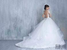 Most elegant wedding dresses and bridal gowns available at Beirut (Lebanon). Classic and trendy bridal dresses and wedding gowns at an affordable prices. 2016 Wedding Dresses, Princess Wedding Dresses, Designer Wedding Dresses, Bridal Dresses, Wedding Gowns, Amazing Wedding Dress, Elegant Wedding Dress, Cinderella Gowns, Fit And Flare Wedding Dress