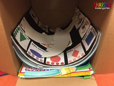 When moving or storing items in your classroom, don't forget about those posters and wall decorations. They get lost and damaged easily... try this tip instead.