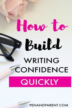 Writing insecurity got you down Lack writing confidence You re not alone But there s a quick and easy way to build writing confidence Discover how now in how to build writing confidence quickly Check it out writingtips writingconfidence writing Creative Writing Jobs, Freelance Writing Jobs, Make Money Writing, Writing Advice, Writing Resources, Make Money Blogging, Writing Prompts, Writing Ideas, Story Prompts