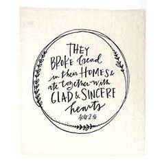 $22 Mary and Martha Tea Towel with intent to stretch over canvas to hang in home