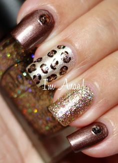 I'm A Nail Art Addict! #nail #nails #nailart