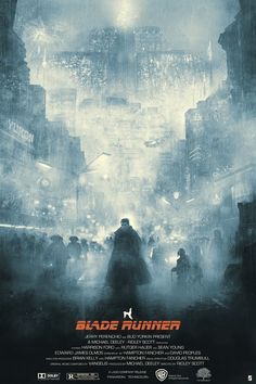 Blade Runner por Karl Fitzgeral
