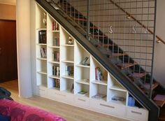 Understairs Storage build understairs storage, how to make an under stairs closet