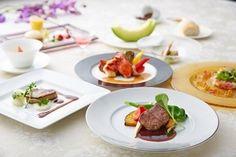 盛り付けも綺麗なフレンチのコースでした|ホテルモントレ京都の料理口コミ・評判 - ぐるなびウエディング