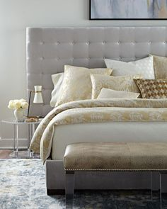 Park+Avenue+Bed+by+Haute+House+at+Horchow.