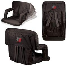 NBA Ventura Portable Reclining Stadium Seat - 618-00-100-014-4, Picnic Time