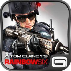 Tom Clancy's Rainbow Six: Shadow Vanguard (Kindle Fire Edition)