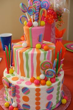 reminds me of Candy Land!!!!!