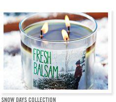Bath & Body Works Candles