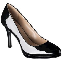 Affordable classic black heel