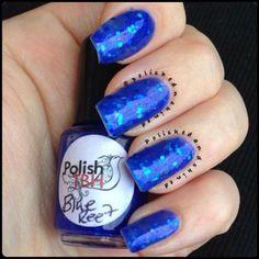 Polish TBH Blue Reef