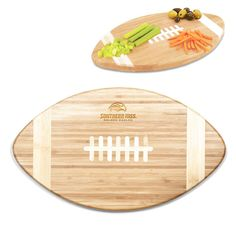 Southern Miss Golden Eagles Touchdown Pro! Bamboo Cutting Board - $34.99