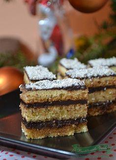 prajitura-cu-foi-si-crema-de-cacao-cu-rom-3 Fruit Cakes, Chocolate Cakes, Small Cake, Cheesecake, Deserts, Sweets, Food, Pies, Recipes