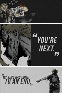 Boku no Hero Academia || All Might ( #Manga )