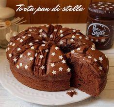 Torta Angel, Sweet Recipes, Cake Recipes, I Companion, Super Torte, Confort Food, Delicious Desserts, Yummy Food, Plum Cake