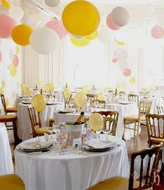 sweet{heart} party set up.