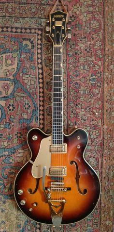 1967 Gretsch Viking *LEFT HANDED > Guitars : Electric Semi-Hollow Body - Guitar Exchange