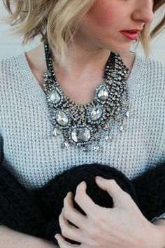 gorgeous layered necklaces