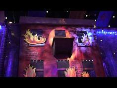 ▶ Dumbo the Flying Elephant Interactive Queue, Magic Kingdom Storybook Circus - Disney World - YouTube