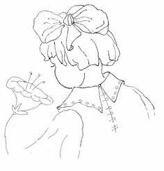 free girl embroidery designs - Bing Images