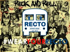 RECTO   CLOTHING COMPANY : #ENDORSMENT WITH #RECTOSTREETWEAR
