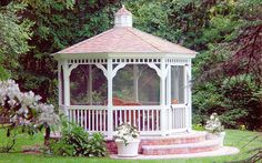 Gazebo include pagodas, pavilions, kiosks, alhambras, belvederes, follies, pergolas, and rotundas. Such structures are popular in warm and sunny climates. They are in the literature of China, Persia, and many other classical civilizations, going back to several millennia.