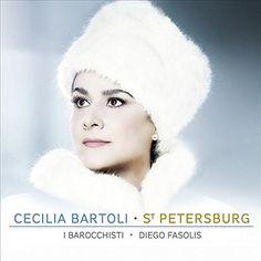 St. Petersburg / Cecília Bartoli.
