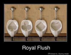 I would pee in the heart