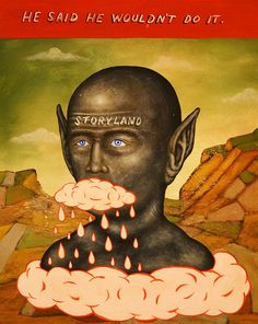 """Storyland"", Fred Stonehouse"
