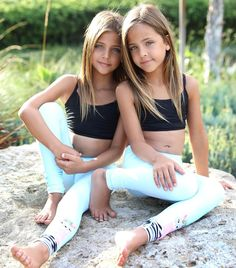The eight-year-old twins Leah Rose and Ava Marie Clement are responsible for … – Fashion Girl Preteen Girls Fashion, Teen Girl Outfits, Beautiful Little Girls, Cute Little Girls, Teen Models, Child Models, Mädchen In Bikinis, Little Girl Models, Dance Outfits