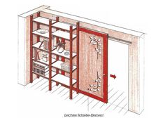 ber ideen zu schiebet ren selber bauen auf pinterest schiebet ren farben und designs. Black Bedroom Furniture Sets. Home Design Ideas