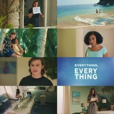 The instant New York Times bestseller--soon to be a major motion picture! In theaters May it stars Amandla Stenberg as Maddy and N. Nicola Yoon Books, Nick Robinson Everything Everything, Movies Showing, Movies And Tv Shows, Love Movie, Movie Tv, Dramas, Teen Tv, Movie Wallpapers