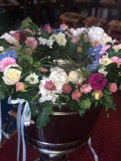 Floral Wreath, Wreaths, Table Decorations, Home Decor, Floral Crown, Decoration Home, Door Wreaths, Room Decor, Deco Mesh Wreaths