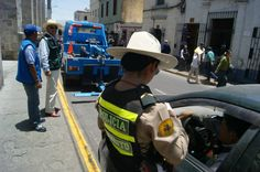 No se podrá estacionar en zonas rígidas de Arequipa http://hbanoticias.com/3941