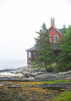 a fantastic home in Maine                                                                                                                                                     More