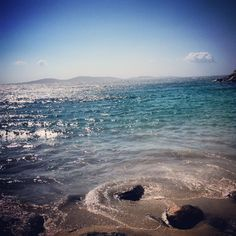 Mykonos, Greece (Hellas) ☀️ Kapari Beach