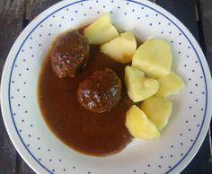 Rezept Sosse zu Hackbraten von kedgeree - Rezept der Kategorie Saucen/Dips/Brotaufstriche