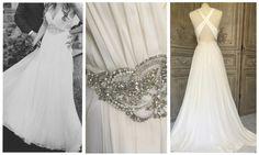 Jenny Packham 'Saskia' £1495 #preloved #jennypackham #saskia #prelovedweddingdress #bridetobe  #bride #weddingplanning