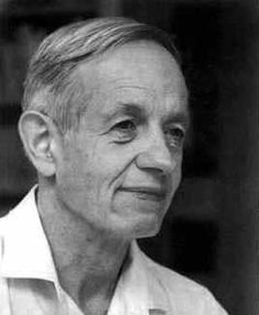 """JOHN NASH - mathematician, Nobel Prize winner and subject of the movie """"A Beautiful Mind"""""""