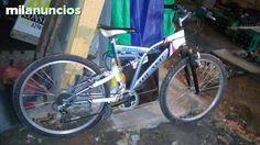 . bicicleta de monta�a blanca, se envian fotos por whatsap, en perfecto estado. precio 40euros